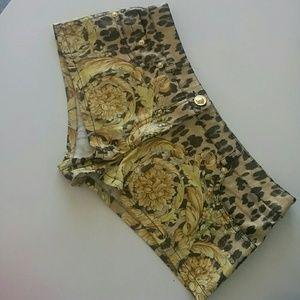 Versace beachwear shorts